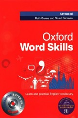 واژگان کتاب مهارتهای واژگانی آکسفورد - پیشرفته
