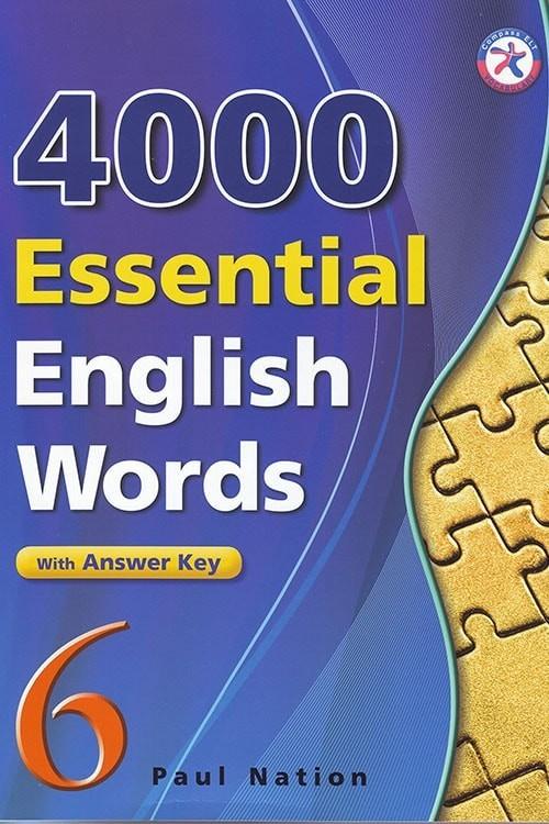 چهار هزار واژه ضروری انگلیسی کتاب  6 - فصل اول